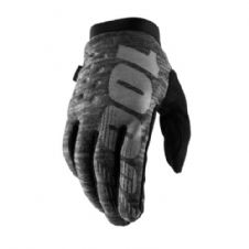 New 2019 Adult 100% Brisker Cold Weather Gloves Heather/Grey
